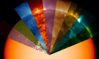 Thumbnail of NASA's Jewelbox Sun picture