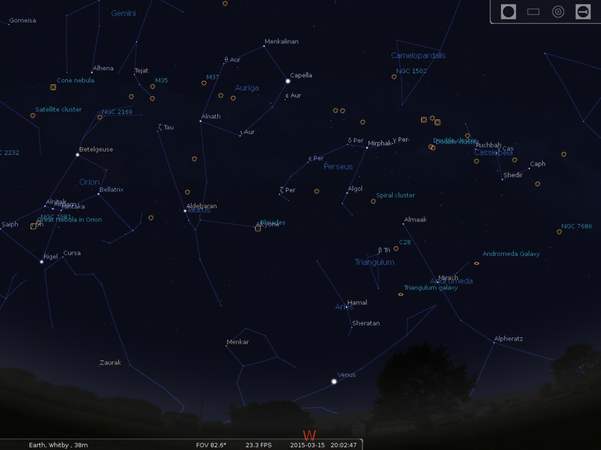 Sky Notes - March 2015 | Whitby & District Astronomical ...