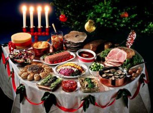 WDAS Christmas Meal 2013